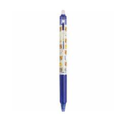 Japan San-X Rilakkuma × Pilot FriXion Erasable 0.5mm Gel Pen - Blue
