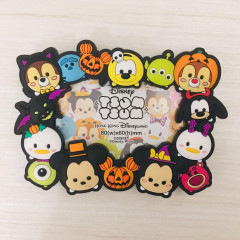 Hong Kong Disneyland Halloween Tsum Tsum Magnet Stand Photo Frame