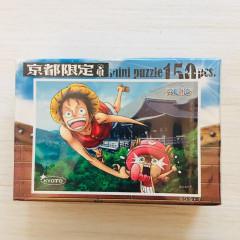 One Piece Mini Puzzle 150pcs - Kyoto Edition