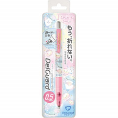 Japan Sumikko Gurashi Zebra DelGuard 0.5mm Lead Mechanical Pencil - In Sea