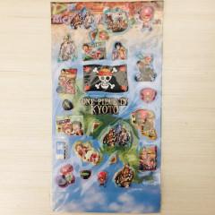 One Piece Puku Puku Seal Sticker - Kyoto Edition