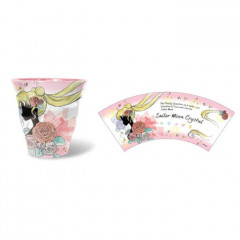 Sailor Moon Crystal Melamine Cup - Rose ML