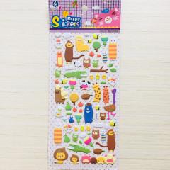 Happy Stickers - Animals