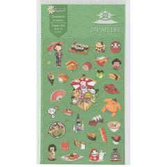 Daisyland Stickers - Japan Life
