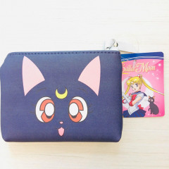 Sailor Moon Coin Purse Mini Pouch - Luna & Artemis