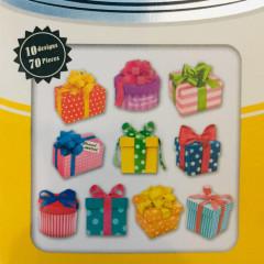 Photo Soup Flake Stickers 70pcs - Gifts