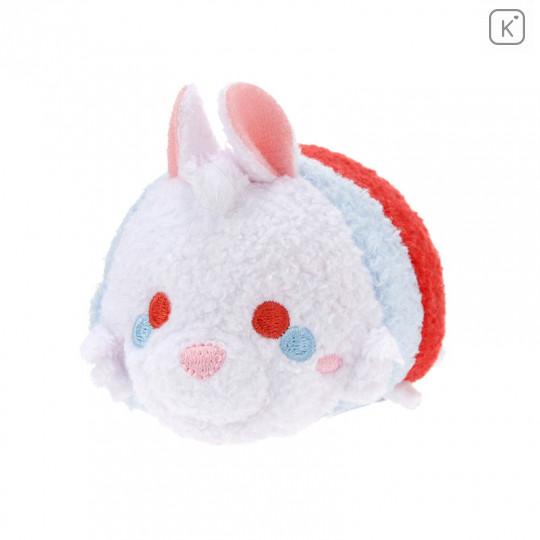 Japan Disney Tsum Tsum Mini Plush (S) - White Rabbit - 1