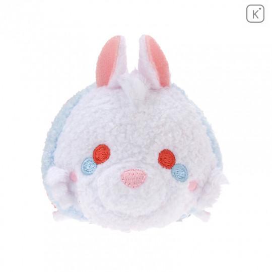 Japan Disney Tsum Tsum Mini Plush (S) - White Rabbit - 2