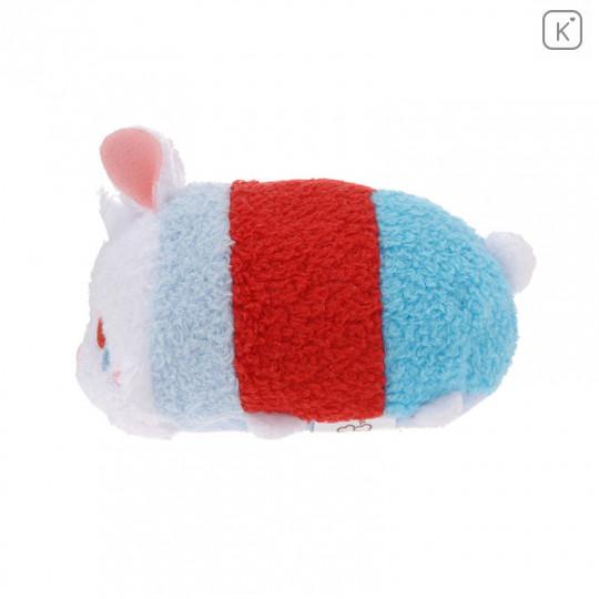 Japan Disney Tsum Tsum Mini Plush (S) - White Rabbit - 3