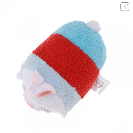 Japan Disney Tsum Tsum Mini Plush (S) - White Rabbit - 5