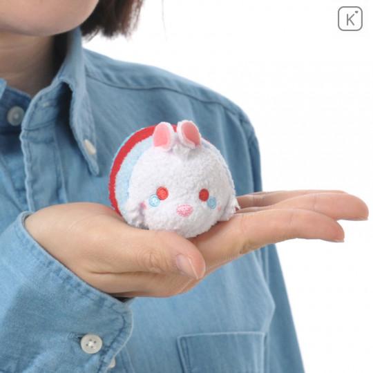 Japan Disney Tsum Tsum Mini Plush (S) - White Rabbit - 7