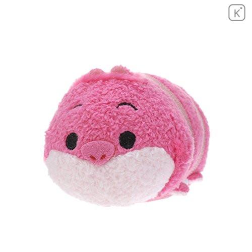 Japan Disney Tsum Tsum Mini Plush (S) - Cheshire Cat - 1