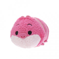 Japan Disney Tsum Tsum Mini Plush - Cheshire Cat