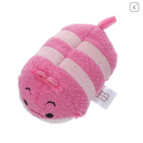 Japan Disney Tsum Tsum Mini Plush (S) - Cheshire Cat - 5