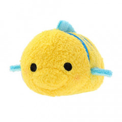 Japan Disney Tsum Tsum Mini Plush - Flounder