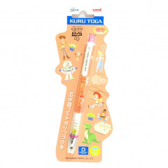 Japan Disney × Uni Kuru Toga Auto Lead Rotation 0.3mm Mechanical Pencil - Toy Story 4