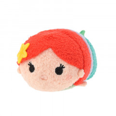 Japan Disney Tsum Tsum Mini Plush - Ariel