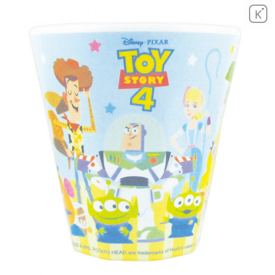 Japan Disney Acrylic Cup  - Toy Story 4 Characters - 1