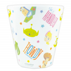 Japan Disney Acrylic Cup  - Toy Story 4 Characters