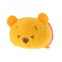 Japan Disney Tsum Tsum Mini Plush - Eek × Pooh