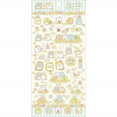 Japan San-X Sumikko Gurashi Seal Sticker -  Flora