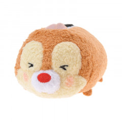 Japan Disney Tsum Tsum Mini Plush - Eek × Dale