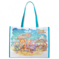 Japan Disney Shopping Tote Bag - Duffy's Sunny Fun