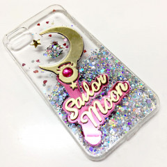 Sailor Moon White Power Stick Phone Case