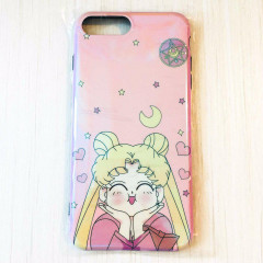 Sailor Moon Happy Pink Holographic Phone Case