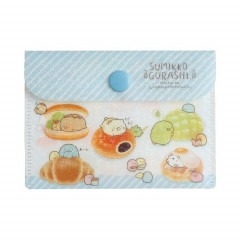 Japan Sumikko Gurashi Sticky Memo with Case - Bread