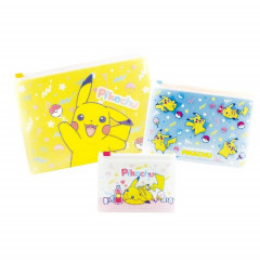 Pokemon Pikachu - Fastener Case Set