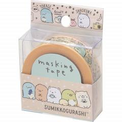 San-X Japanese Washi Paper Masking Tape - Sumikko Gurashi 15mm × 12m