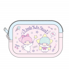 Japan Sanrio Little Twin Stars Pouch (S) Pink