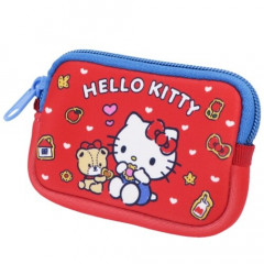 Japan Sanrio Hello Kitty Pouch (S) Red