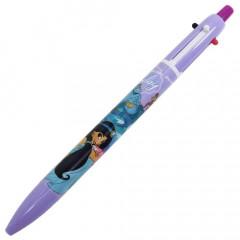 Japan Disney 2 Color Multi Pen & Mechanical Pencil - Jasmine