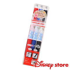 Japan Disney × Uni-ball RE Erasable 0.5mm Gel Pen 3pcs - Stitch & Scrump