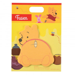 Japan Disney Sticky Memo - Pooh