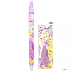Japan Disney Mechanical Pencil - Princess Rapunzel Purple