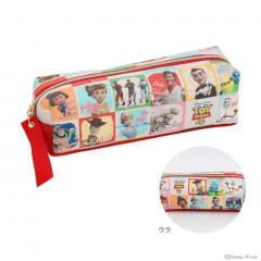 Japan Disney Pencil Case (M)  - Toy Story 4 Woody & Friends