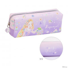 Japan Disney Pencil Case (M)  - Princess Rapunzel Purple