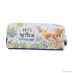 Japan Disney Pencil Case (M) - Toy Story Friends
