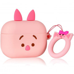 TSUM TSUM Toy Story Hamm Pig AirPods Case with Ring Holder