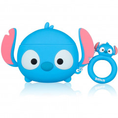 TSUM TSUM Stitch AirPods Case with Ring Holder