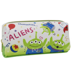 Japan Disney Pencil Case (M) - Toy Story Little Green Men Allien