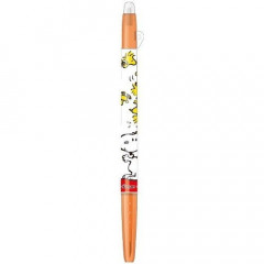 Japan Peanuts × Pilot FriXion Erasable 0.38mm Gel Pen - Orange (Snoopy)
