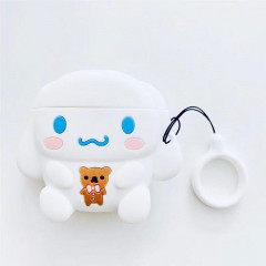 Cinnamoroll AirPods Case with Ring Holder