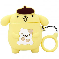 Pompompurin AirPods Case with Ring Holder