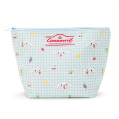 Japan Sanrio Cinnamoroll Pouch (L) Fast Food