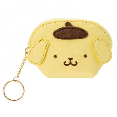 Japan Sanrio Pompompurin Mini Pouch (S)  Artificial Leather