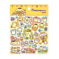 Sanrio Sticker - Pompompurin Pudding Dog